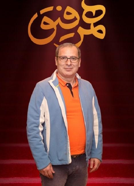 قسمت بیست و نهم همرفیق با حضور رامین ناصر نصیر