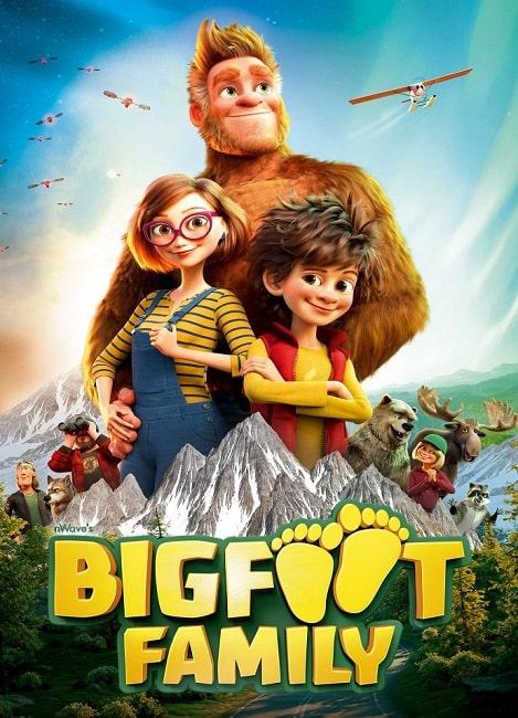 دانلود انیمیشن Big Foot Family