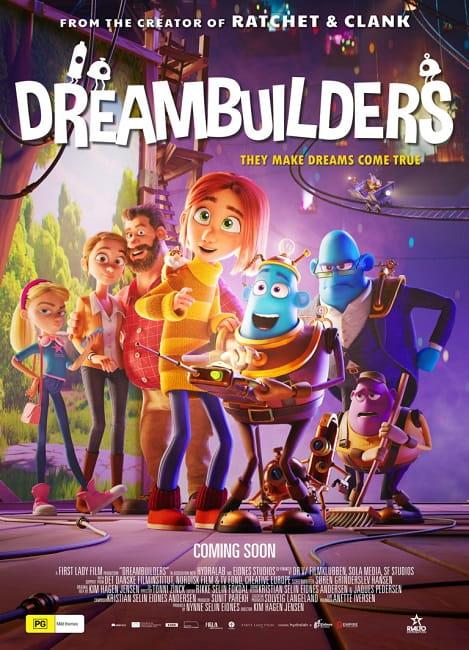انیمیشن dreambuilders